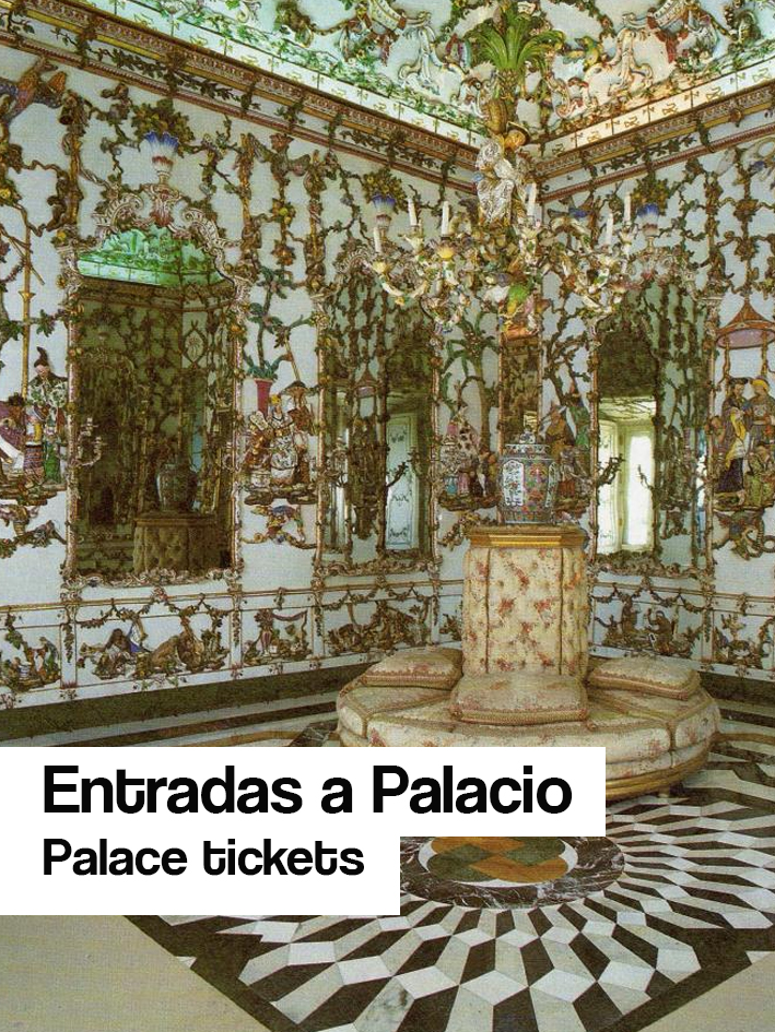 entradas palacio